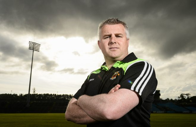 Mayo manager Stephen Rochford  Photo by Sam Barnes/Sportsfile