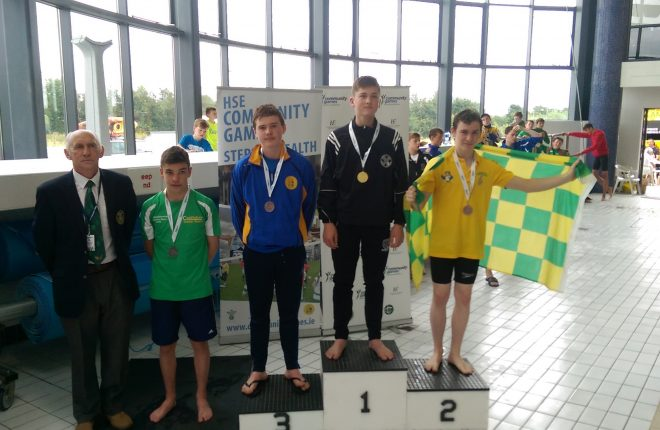 Congratulations go to these Swilly Seals swimmers on their achievements.
