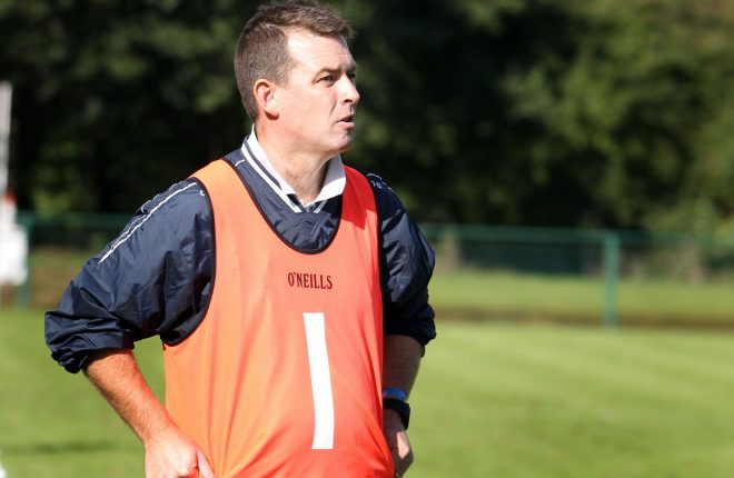 Milford manager Danny O'Donnell.