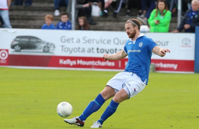 Keith Cowan, who is out with a long-term injury