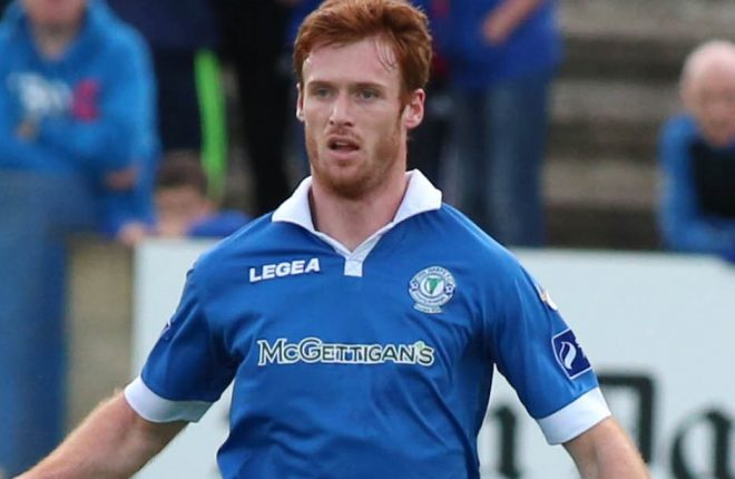Sean Houston, Finn Harps.