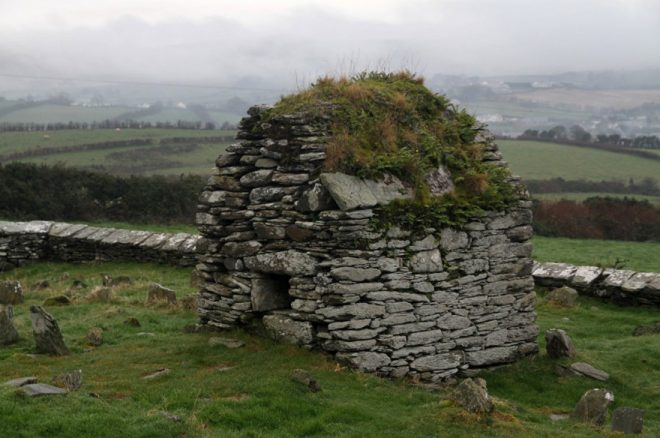 Skull House near Moville.