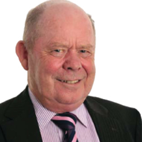 The late Cllr Sean McEniff