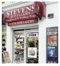 Stevens Jewellers Letterkenny has something for everyone this Christmas