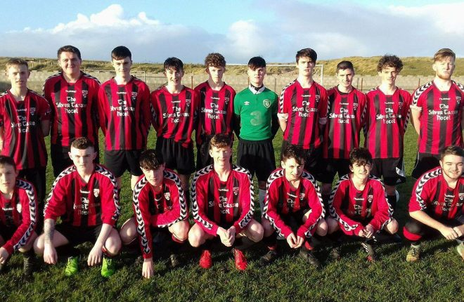 Fanad United youth team