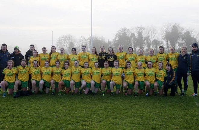 The Donegal Ladies panel