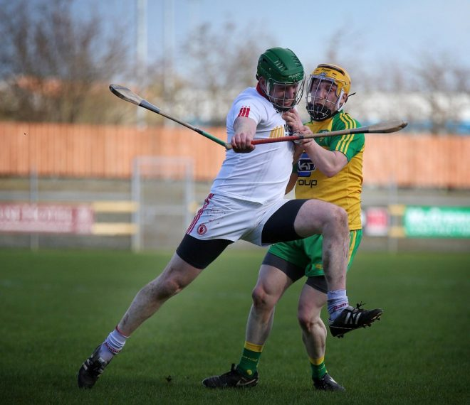 Donegal hurling