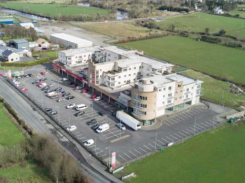 Fourteen retail units at Finn Valley Shopping Centre sold for €370,000