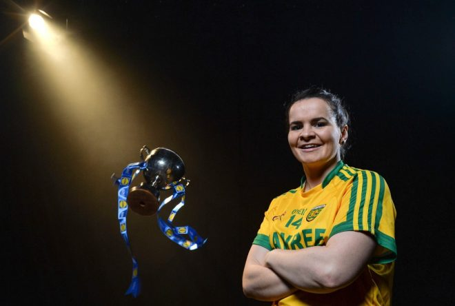 Donegal captain Geraldine McLaughlin