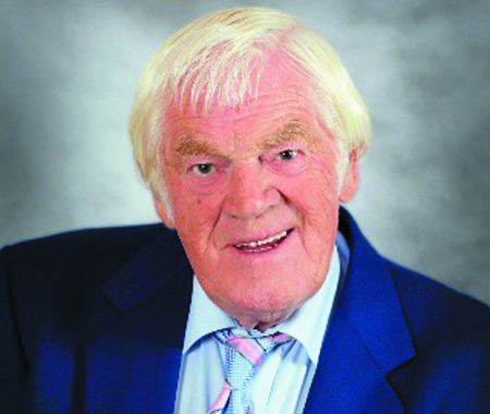 Irish country music legend Big Tom McBride dies aged 81