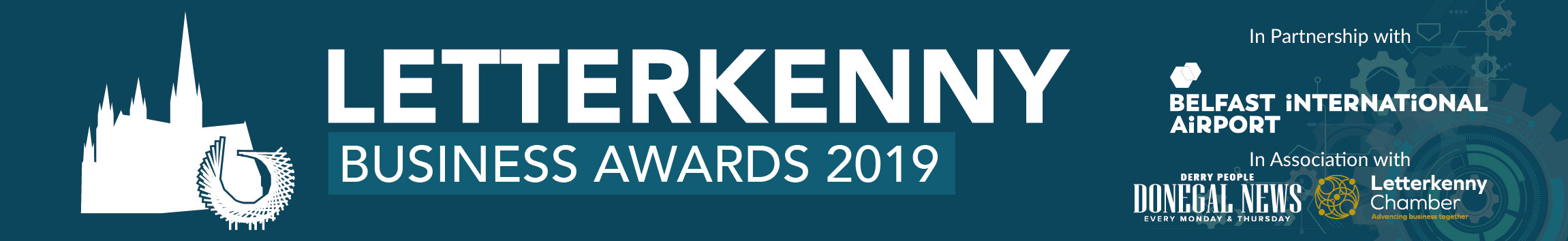Letterkenny Business Awards Header
