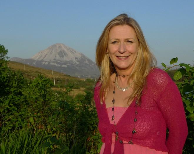 Altan's Mairéad Ní Mhaonaigh.