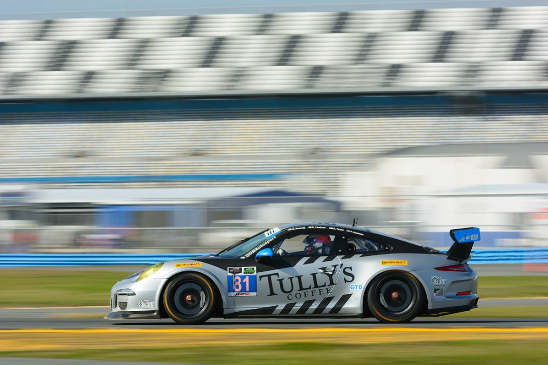 2014 Tudor USCC - Roar Before The Rolex 24