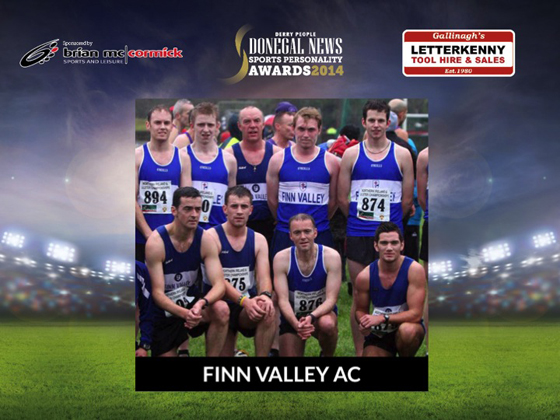 Club of the Year Finn Valley A.C.
