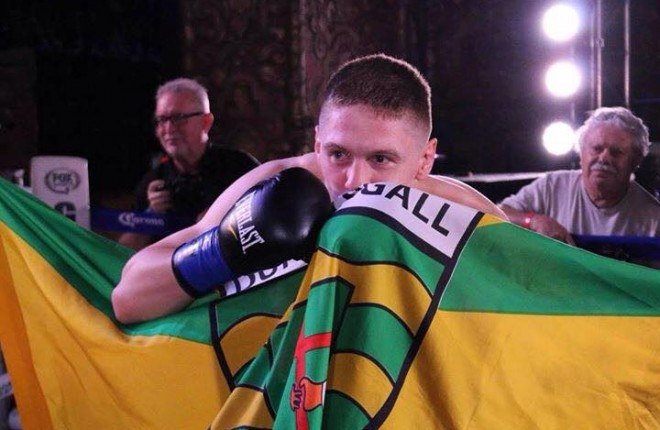 Jason Quigley was back in action last night.