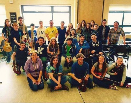 Soundwaves 2015 Participants and Mentors.