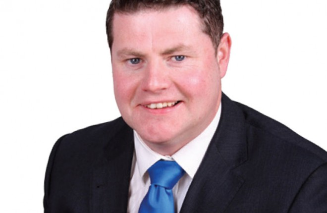Cllr. Seamus O'Domhnaill.