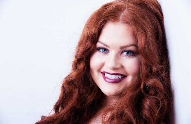 Local singer, Mikaela Bonner.