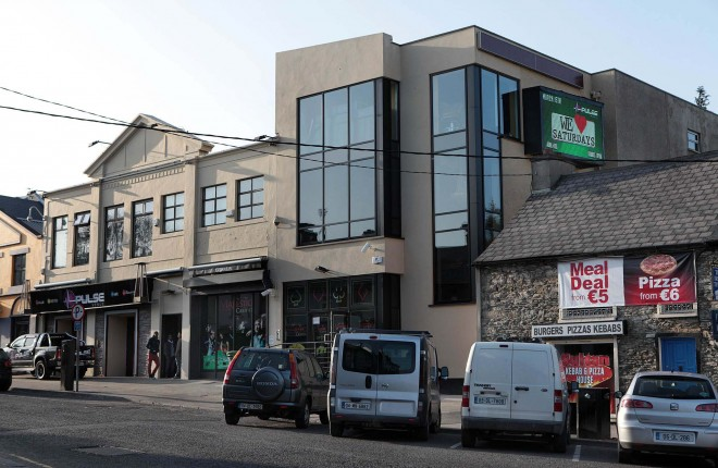 The Pulse venue, Letterkenny.