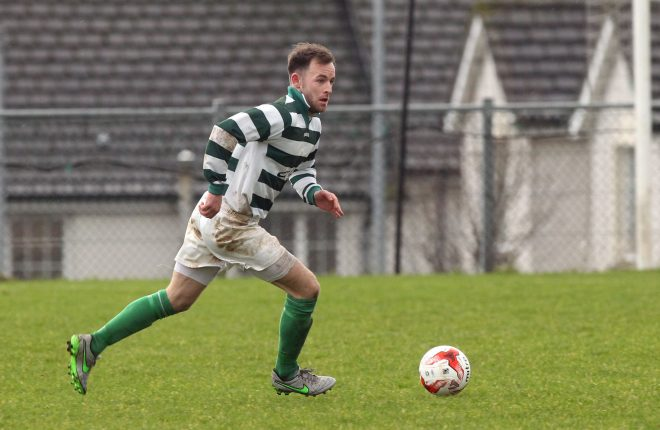 Ryan Gildea, Rathmullan Celtic.