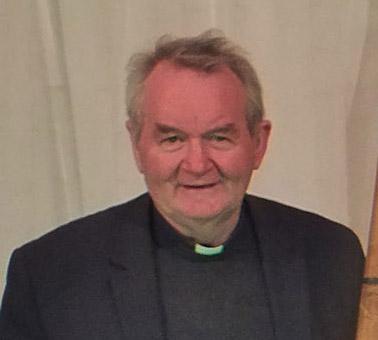 Fr. SeanO'Gallchoir, P.P., Gortahork