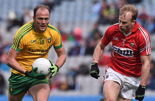 Colm McFadden has plenty of expertise to pass on.